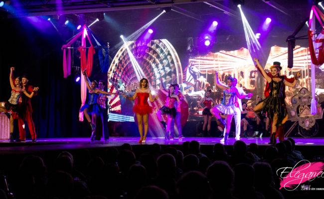 "REVUE CABARET TIME ""cabaret ELEGANCE RENAISON 42"