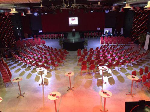 reception seminaire cabaret